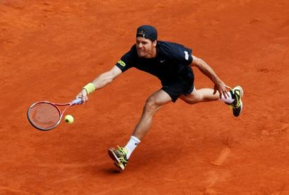 Tommy  Haas à Rome !