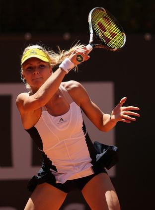Maria, objectif top 10 à Roland Garros !