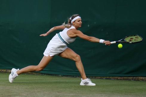 Derniers préparatifs avant Wimbledon pour Maria !