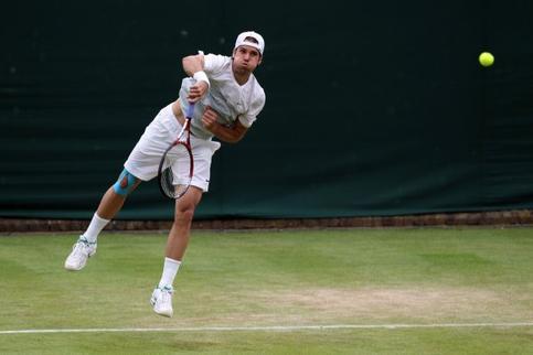 Wimbledon : 3ème Grand Chelem de la saison pour Tommy !