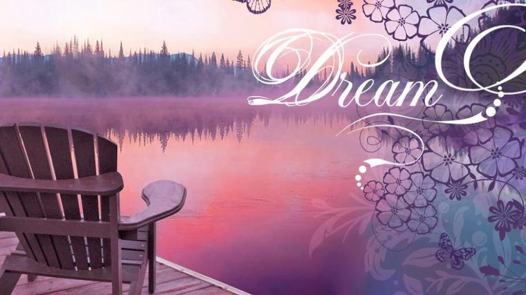 ...Le lac des rêves...