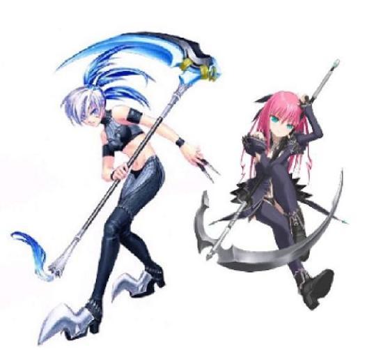 Ryn et Ayane