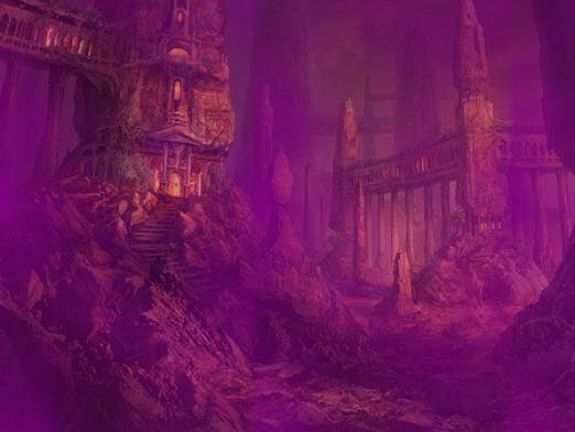 Chapitre 13: Rixis, la cité perdue