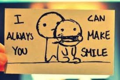 Souri a la vie et la vie te sourira♥