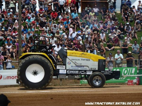 - TRACTEUR PULLING 2012 -