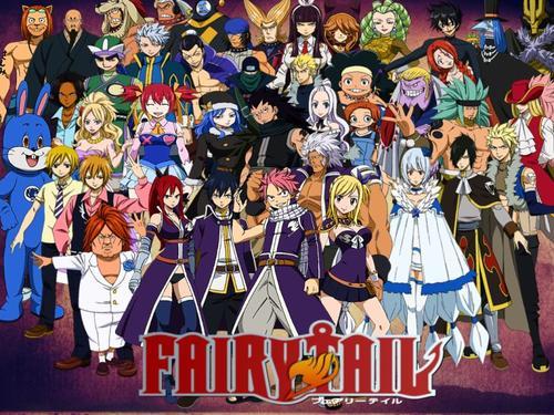 Répertoire : Fairy tail