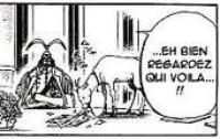 Une chèvre débarque sur le plateau !
