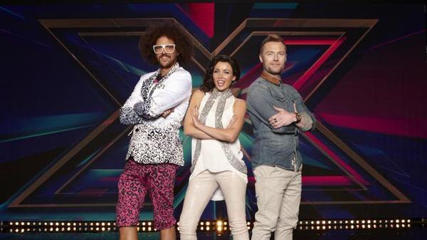 Redfoo et les juges d'X Factor vont s'installer à Bondi !