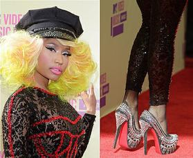 MTV Vidéo Music Awards 2012 : Looks de Rihanna, Nicki Minaj, Katy Perry, Miley Cyrus & Pink