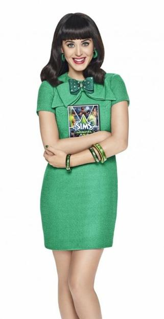 Sims 3 Super-Pouvoirs présentés par Katy Perry