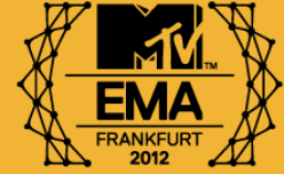 Votes ouverts pour les MTV EMA 2012 !!