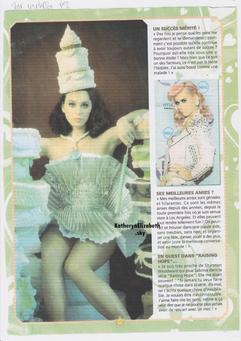 Différents articles de magazines -> Katy Perry