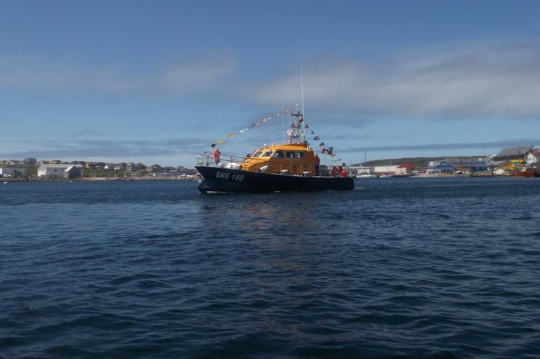 fête des marins sur notre archipel