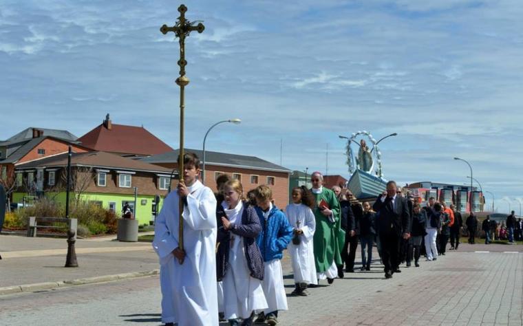messe célébrée en l'honneur des nos marins et nos marins disparus