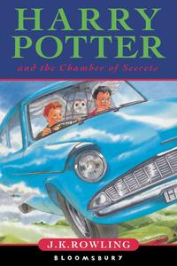 Harry Potter and the Chamber of Secrets, J.K Rowling