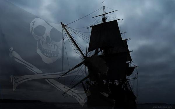 Un pirate ne rend jamais les armes