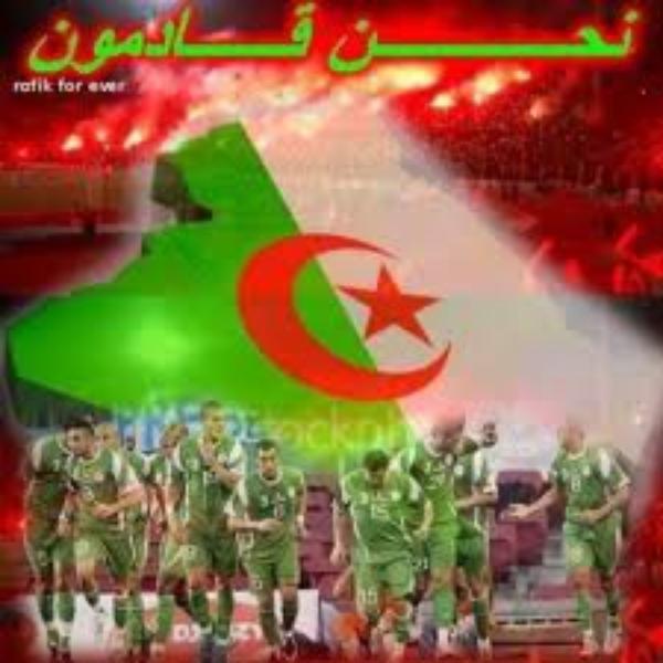 1.2.3, Viva l'Algérie !!!!