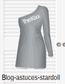 Robe The Kixx.
