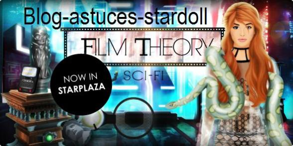 """Nouvelle collection """"Film Theory"""""""