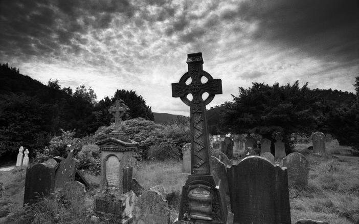enterrement tragique