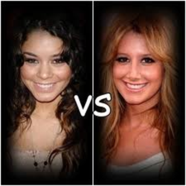 Ashley Tisdale VS Vannesa Hudgens