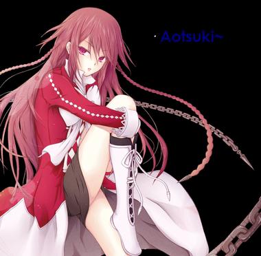 Aotsuki et Mawoo ~