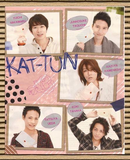 We are KAT-TUN ♥