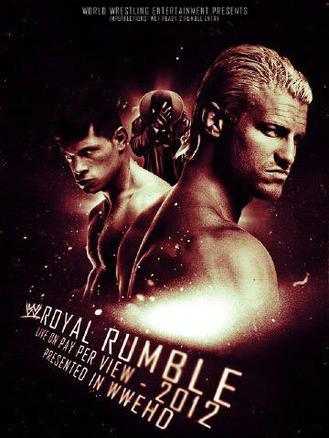 Carte (en construction) : PPV Royal Rumble  2011