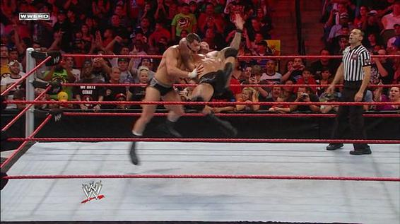Randy Orton VS Cody Rhodes (Vengeance 2011)