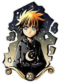 Kingdom Hearts - gif sora