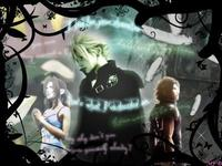 Final fantasy VII advent children - cloud