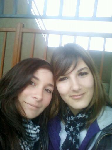 Ma Bebe <3  Aline & Mwa <3