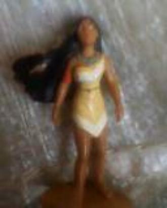 figurine pocahontas