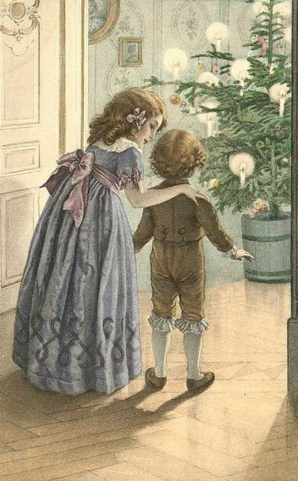 Noël ancien!
