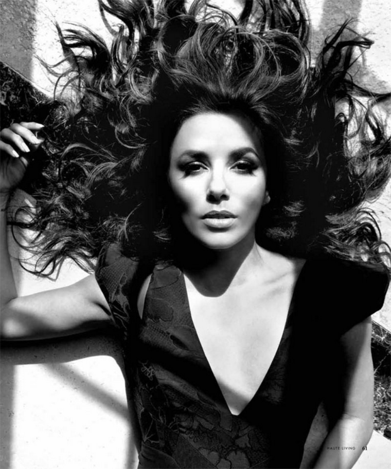 Eva Longoria for Haute Living  ( July 2011 )