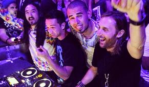 .  David Guetta Ft Ne-Yo & Akon .