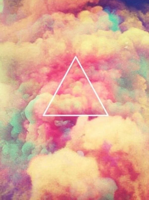 Mon triangle de vie