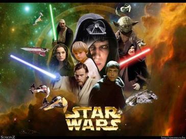 Bienvenue dans le Monde de Star Wars !