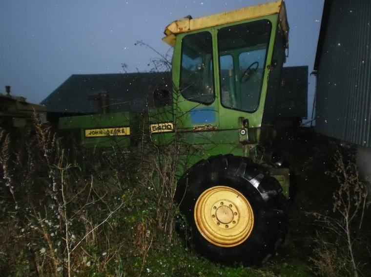 le  cimetier  des  tracteurs