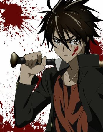 High School of the dead (H.O.T.D)