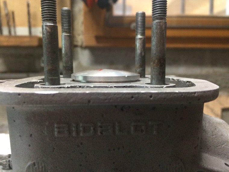 Montage cylindre Bidalot G3