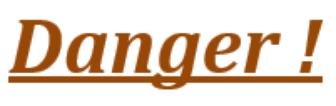 Fiction 1 - Chapitre 9: Danger !