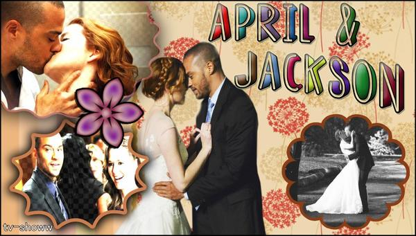 April et Jackson - Grey's Anatomy