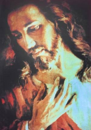 """JESUS NOTRE MAITRE : EXTRAIT DU MESSAGE DONNE LE 25 MARS 1977 A MAMAN CARMELA (D'ITALIE) POUR L'HUMANITE TOUTE ENTIERE : """"L'INCARNATION EST UN MYSTERE D'AMOUR"""""""