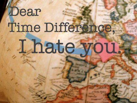 La distance..