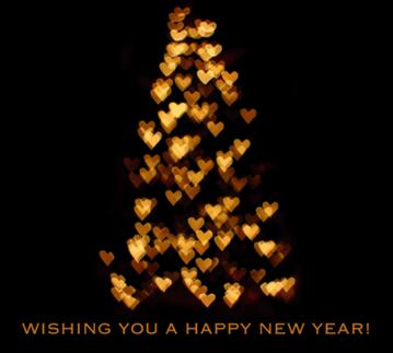 J'espère que vous avait bien fêtez la nouvelle année, Et quelle commence et finiras avec de Bonnes Nouvelles