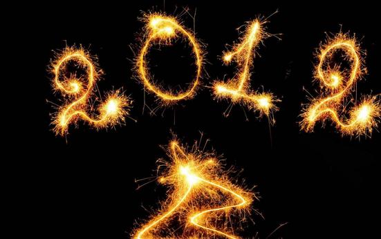 Le compte à rebourg est Désormé lançé. et voila nous sommes en 2012, .... HAPPY NEW YEAR