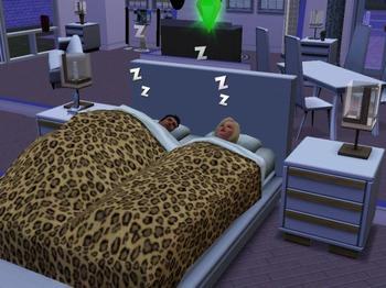 Tu restes dormir ?
