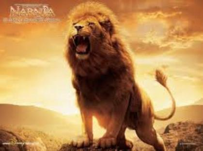 lion parlant