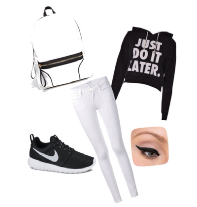 3 idées de tenue pour la rentrée ! 💋 🎀